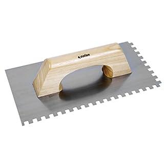 Cofan 09517032 Paleta de construcción, 0.011 V, 300 x 150 x 0.7 mm
