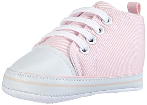 Playshoes Unisex Baby Canvas Toddler Sneaker, Babyshoes, Booties