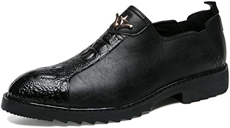 Herren Formelle Schuhe 2018 Vier Jahreszeiten Comfort Casual Dress Schuhe Herren Business Loafers  Slip Ons (