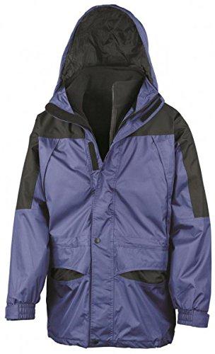 Preisvergleich Produktbild Result Alaska 3-in-1 Zip Out Jacke royal/black XXL