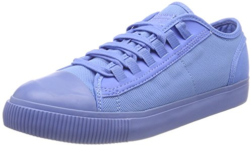 g star schuhe damen G-STAR RAW Damen Scuba Ii Low Sneaker, Blau (Sea 366), 39 EU