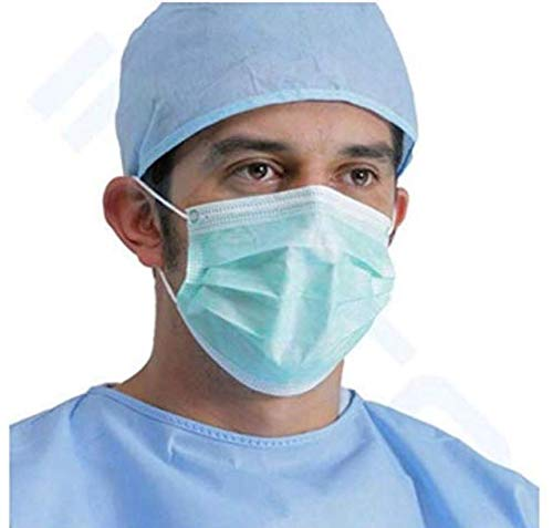 Anti pollution and Virus Control 3 Layer Best Quality Mask...