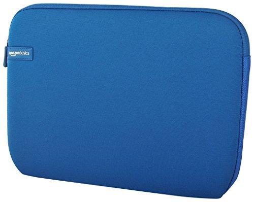 """AmazonBasics NC1506163F - Funda para ordenadores portátiles (11.6\""""), color azul claro"""
