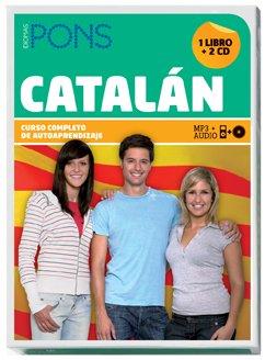 Curso PONS Catalan - 1 libro   2 CD (Pons- Curso Autoaprendizaje) epub