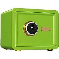TQMB-A Caja Fuerte con la Huella Digital, el gabinete portátil Inicio/Viajes Pequeño Armario de Seguridad para mesita de Noche, Color Opcional,5