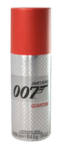 James Bond 007 Quantum Deodorant Spray, 150 ml