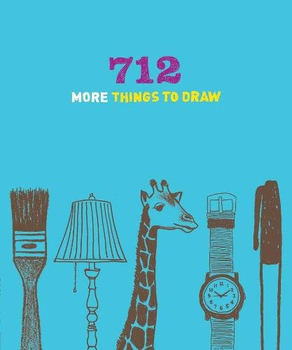 712 More Things to Draw (Journal) por Chronicle Books