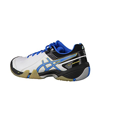 Asics Gel-Domain 3 White/Diva Blue/Black