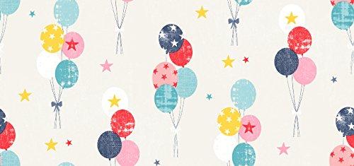 """Babyfrücht - Krabbeldecke """"Luftballon"""", Fb. bunt, rutsch- und wasserfest, Serie: Base-Line Premium - Artikel 10144, ca. 130x150cm groß, 30°C waschbar"""