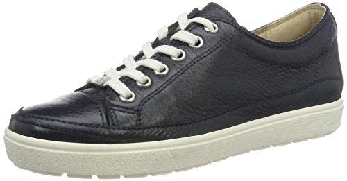 Caprice 23655, Sneakers Basses Femme Bleu (Ocean Deer)