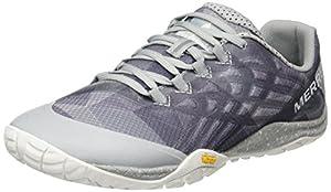 Merrell Men's Glove 4 Trail Running Shoes, White (HIGH Rise), 14 UK (50 EU)
