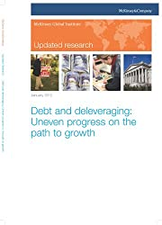 Debt and deleveraging: Uneven progress on the path to growth (English Edition)