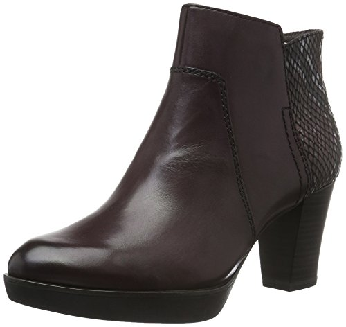 Tamaris Women's 25331 Ankle Boots, Red (Berry Comb 577), 41 UK