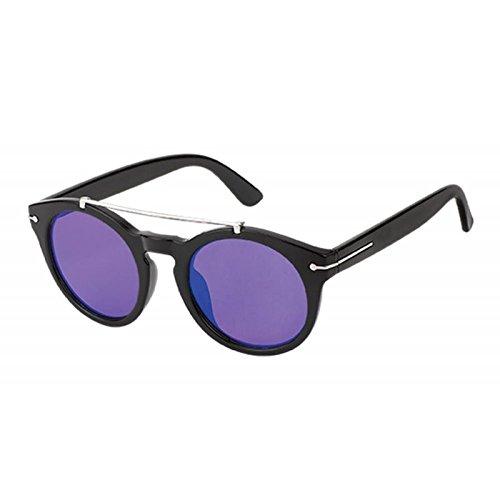 occhiali-da-sole-rotondi-panto-staffa-metallica-400-uv-superiore-finiture-a-specchio-verde