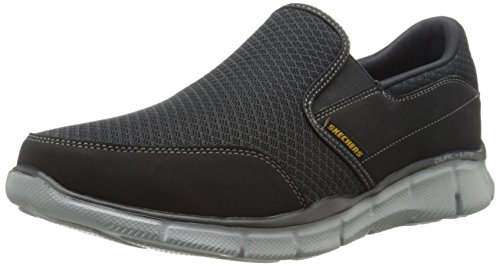 sketchers-mens-equalizer-persistent-low-top-sneakers-black-black-grey-8-uk
