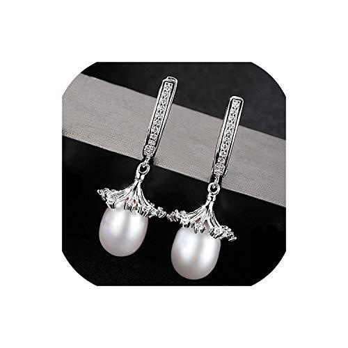 Romance-and-Beauty Elegant Earrings - Legierung keine Angabe