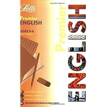 KS1 Premier - English (5-6) (Letts Premier)