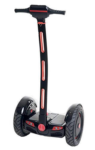 Scoobu Elektro E Scooter mit Lenkstange Pro X130 Black