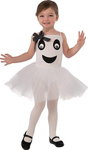 Mädchen Halloween Kostüm Party schön Ballerina Ghost Kostüm XS