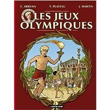 Les voyages d'Alix : Les jeux olympiques de Cédric Hervan,Yves Plateau,Alain Hammerstein ( 9 juin 2012 )