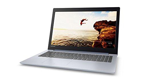 """Lenovo Ideapad 320-15AST - Ordenador Portátil 15.6\"""" HD (AMD A9-9420, 4 GB RAM, 128 GB SDD, AMD Radeon R5, Windows 10 Home) Azul - Teclado QWERTY Español"""