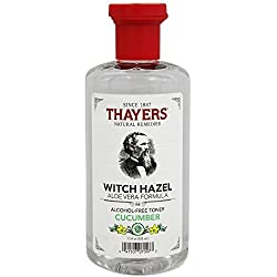 Thayers Thayers Witch Hazel with Aloe Vera, Cucumber 12 oz