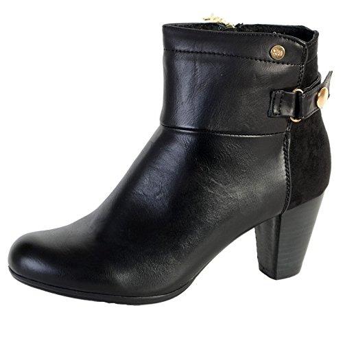 Chaussures Xti Combinado Mod 28551 Noir Noir