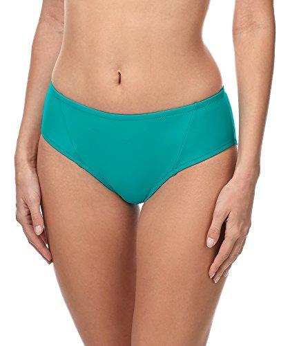 Merry Style Damen Bikini Slip 18 (Türkis(7073), 38)