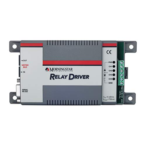 Morningstar RD-1 Relais-Treiber 12-48 V 750 mA LED Indikatoren von Morning Star Tristar Solar Controller