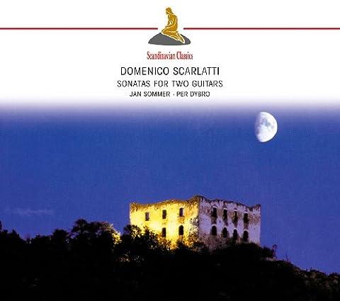 sonates pour 2 guitares (sonatas dor two