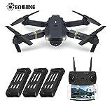 EACHINE Drone Plegable con HD Camara, E58 2.0mp 720p Drone Gran...