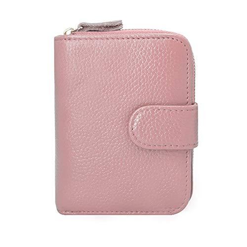 8d9fae83e2 Portafoglio Porta Carte Credito Donna in Pelle ENONEO Porta Carte di  Credito RFID con 12 Ranuras