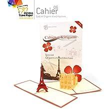 Cahier de kirigami n°06 - Spécial origami d'architecture