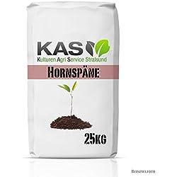 KAS - Hornspäne Naturdünger Gartendünger mit Langzeitwirkung (25kg)