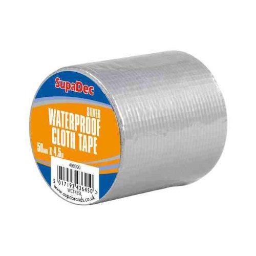 supadec-bande-impermeable-a-leau-de-tissu-48mm-x-45m-argent