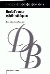 Droit d'auteur et bibliothèques