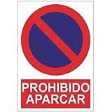 """Cofan P29AD148105 - Señal """"Prohibido aparcar"""""""