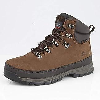Johnscliffe Edge Mens Waterproof Walking Hiking Boots 3