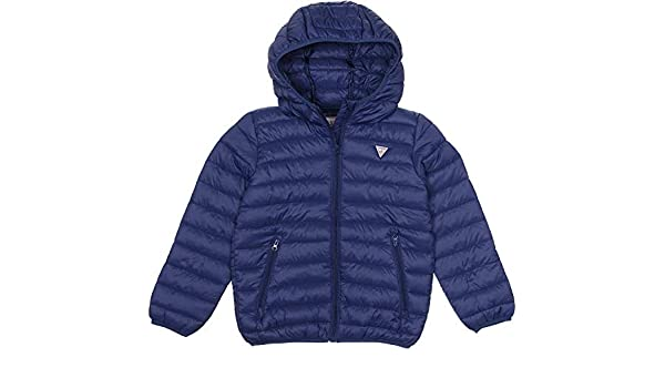 Guess Unisex Padded LS Jacket Core