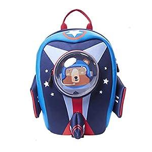 41gzTxyVMQL. SS300  - Nursery Kids Mochilas Toddle Children School Bag Zoo Lunch Bag 3D Cute Cartoon Animal Mochila Preescolar