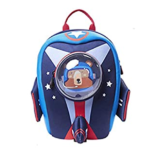 Nursery Kids Mochilas Toddle Children School Bag Zoo Lunch Bag 3D Cute Cartoon Animal Mochila Preescolar