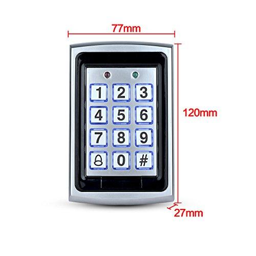 Zoom IMG-3 obo hands 10 tastiere rfid