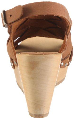 ESPRIT LUZ SLIDE Q05565 Damen Sandalen/Fashion-Sandalen Braun/Nut