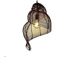 Amazon.es: lamparas de papel techo - 50 - 100 EUR: Iluminación