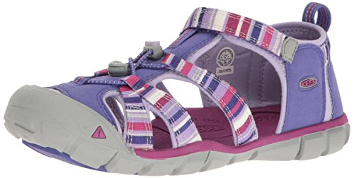 Keen Kids' Seacamp II CNX-Y Sandal, Liberty Raya, 7 M US Big Kid