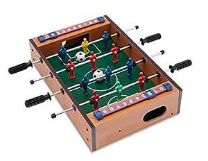 Triway Mini Tischkicker Tisch Fußball-Spiel
