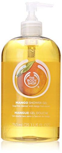 The Body Shop Mango Shower Gel/Gel Bagno & Doccia al Mango 750mls