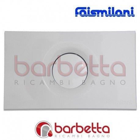 AcquaStiLLa 100582 Placca Bianca Faismilani, Multicolore