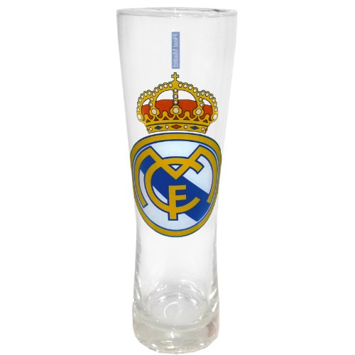 Estilo Real Madrid Oficial Peroni Fútbol Regalos Tall Pint Glass