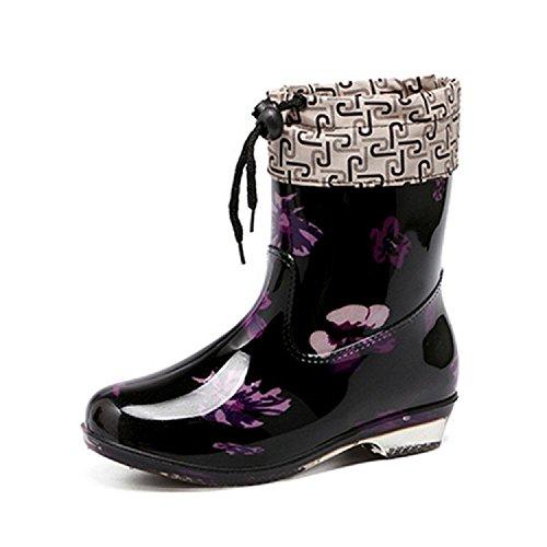 Stivali da pioggia impermeabile Ms. Blue